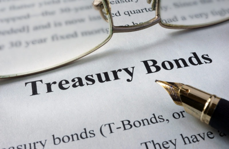 Treasury Bond Sales, Oracle Earnings