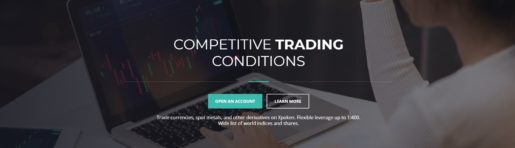 XPoken Review: competitive trading conditions