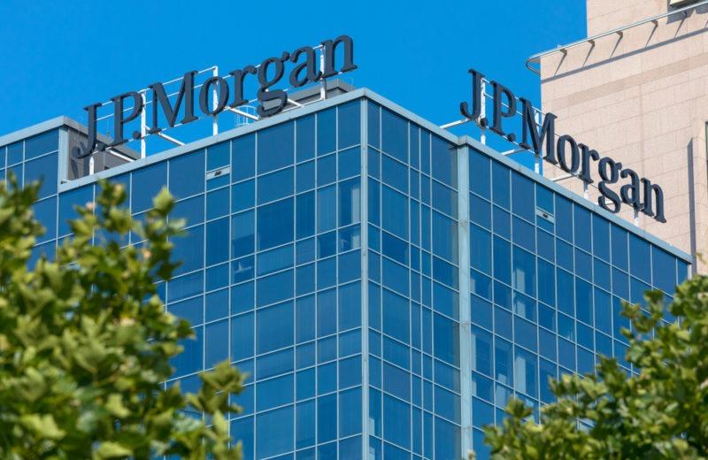 JPMorgan Profit Surges Nearly Five-fold in Q1