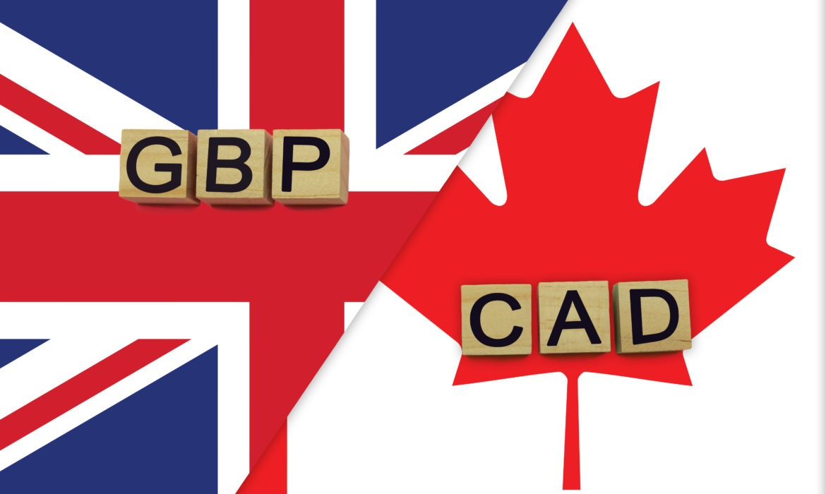 GBP/CAD Exch Rate Weakens Following BoC Comments