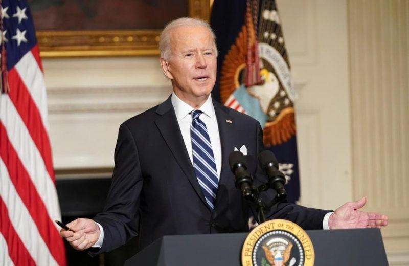 Biden's First White House Budget Proposal