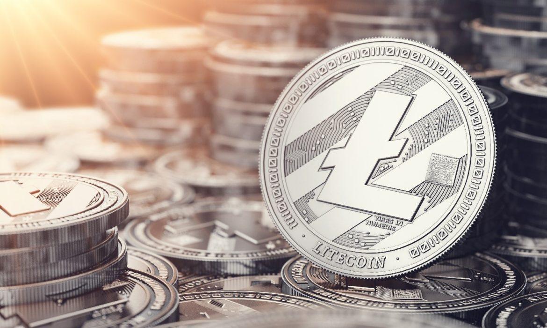 Litecoin gain 35% to reach a one-year high