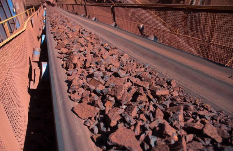 iron ore production