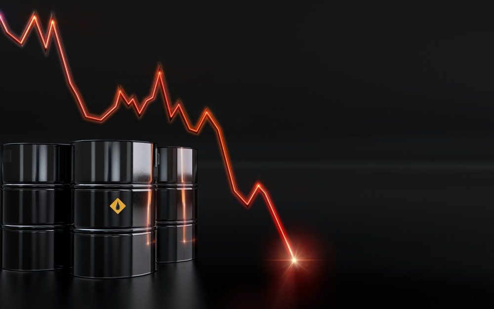 Oil Down for Third Day, on Rising COVID Cases, US Stockpiles