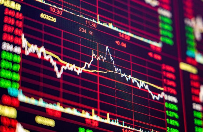 U.S. Stocks Sharply Fell Following Fed Minutes' Released