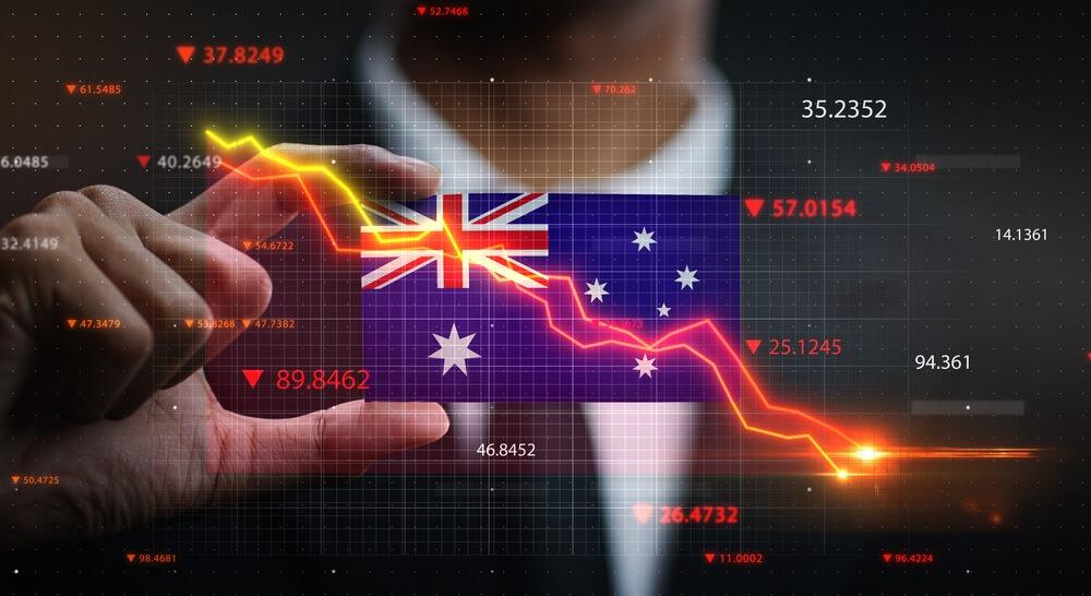 Australia Stocks Crashed Despite Job Ads Surge