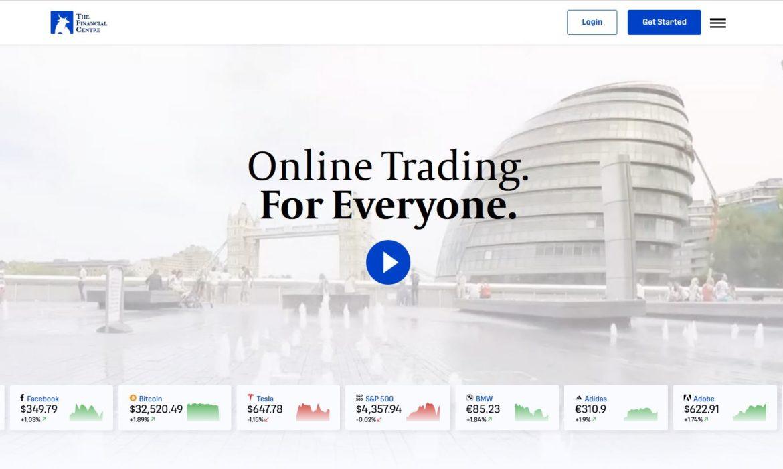 finance centre review