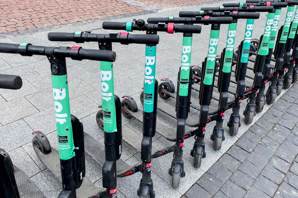 Estonian Ride-Hailing Firm Bolt Raised $713 Million