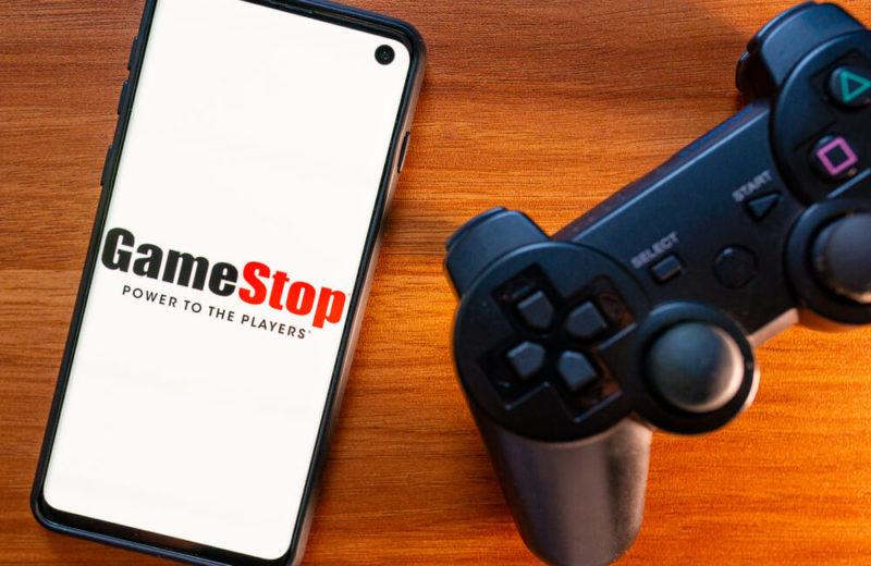 GameStop smartphone