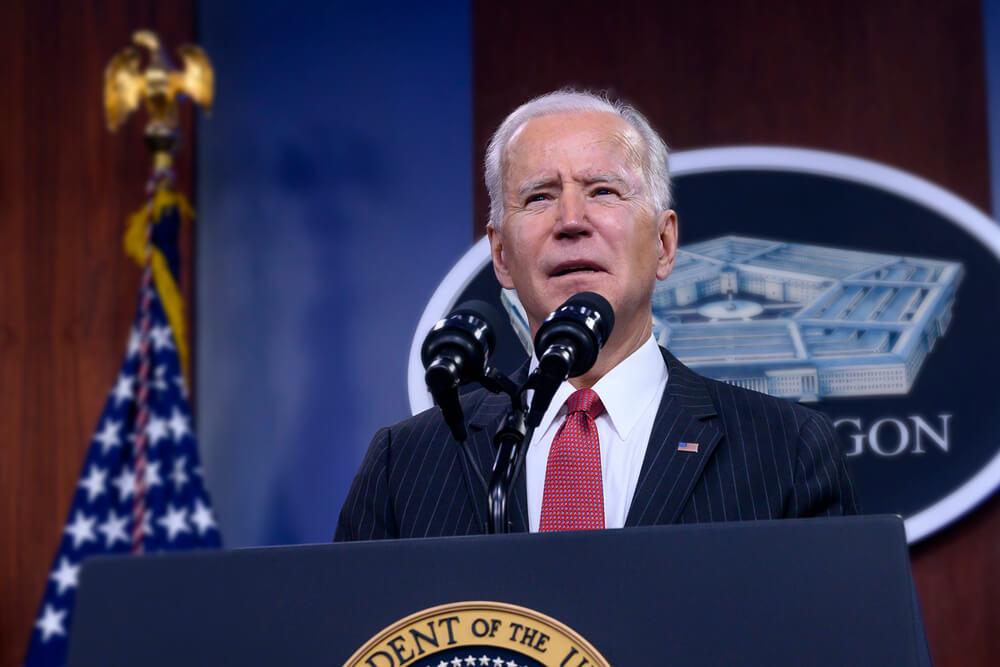 Biden urges Congress to Impose Sanctions for Drug Hike Price