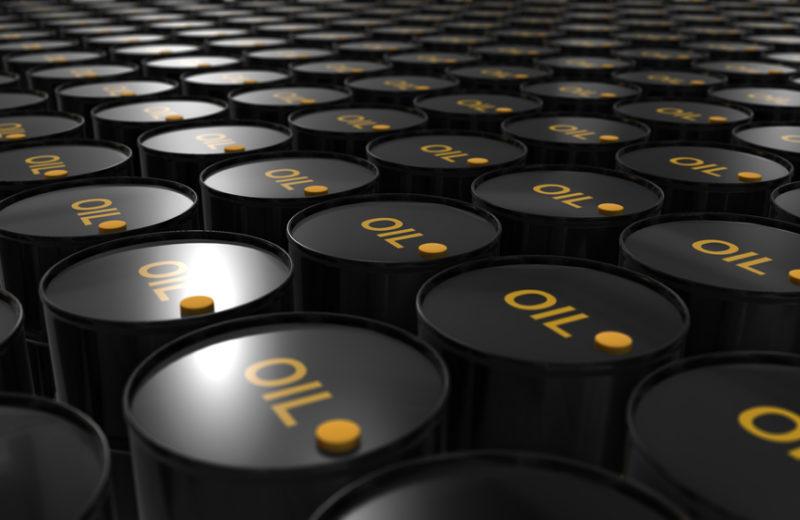 Oil Up, U.S. Benchmark Reaches $80 Per Barrel