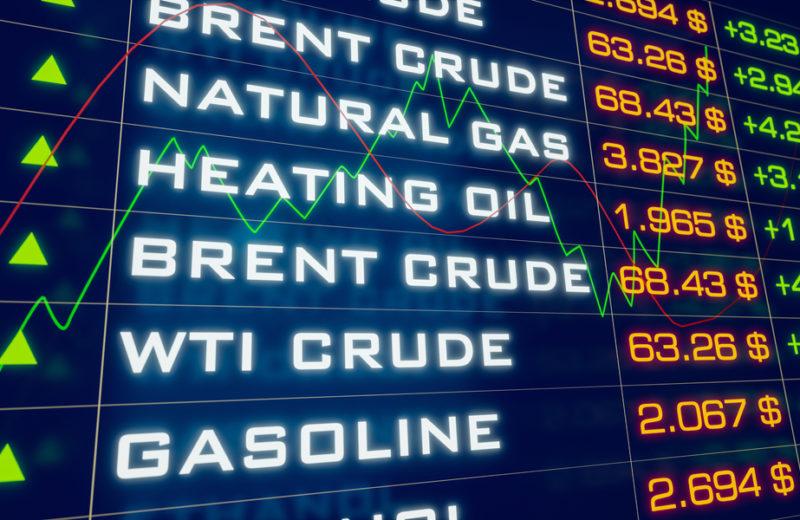 U.S. Natgas Volatility Soars to a Record