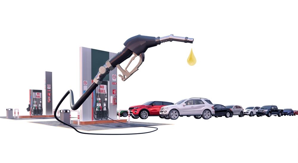 British Gas Pumps Still Dry; Oil Slips to $78 a Barrel
